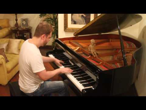 Brazilian Music Tico Tico no fuba on piano