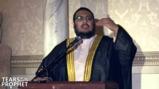 Tears of the Prophet PBUH- Sheikh Yahya Ibrahim- Segment 2- Tears of Love