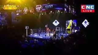 Kong Sambo vs Orono (Thai) CNC Khmer boxing 30/12/2018