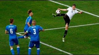 Germany vs Slovakia 3 0 EURO 2016 EXTENDED Highlights 26 06 2016 HD 1