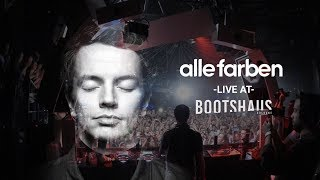 ALLE FARBEN live [FULL SET] @ Bootshaus Cologne 2017