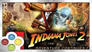 LEGO Indiana Jones 2 Full Movie | Pelicula Completa