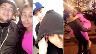 Blac Chyna | Snapchat Videos | August 2016 | ft Rob Kardashian