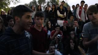 Street Battle/Vaicen y MC Touch vs Honra y Roli
