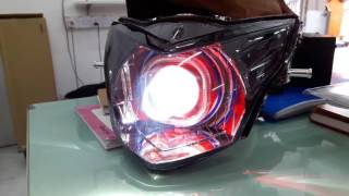 LC135 new Neo LED Projector head lamp
