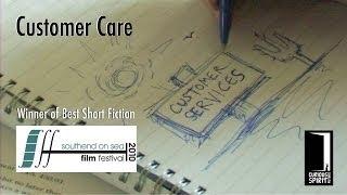 Customer Care - Short Comedy Film (2009)