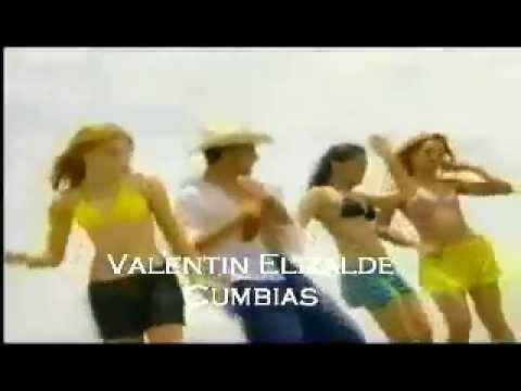 Valentin Elizalde Cumbia Mix