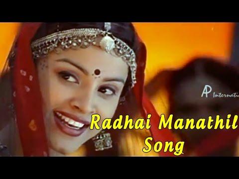 Snegithiye Tamil Movie Songs   Radhai Manathil Video Song   Jyothika   Tabu   Vidyasagar