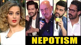 Bollywood Celebs Who OPENLY Insult Kangana Ranaut