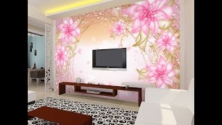 3D Wallpaper for wall (AS Royal Decor)