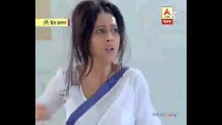 Joba from the serial Ke Apon Ke Por is now in Mental Asylum after Param's Death, Watch her