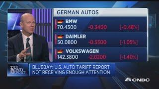 US tariffs could test fragile Europe, strategist says | Squawk Box Europe