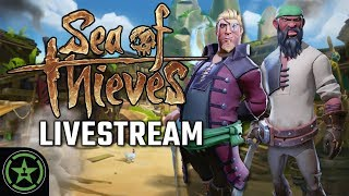 Achievement Hunter Live Stream - Sea of Thieves: Out for Booty