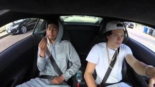 Un paseo en el coche Audi R8♥