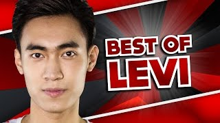 Best Of Levi - The Kha'Zix God | League Of Legends