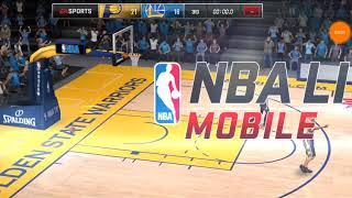 Stanley playing NBA live on work break August 22 2017 1 funny