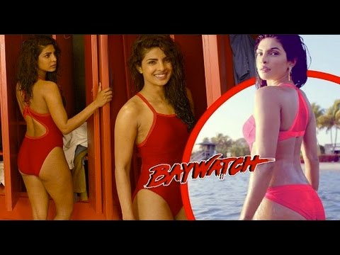 Priyanka Chopra takes centre stage in new Baywatch poster OUT