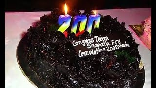Hum Ne Li Hai Shapath completes 200 episodes