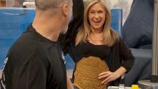 Here's How To Make An Aquarium-Friendly Championship Belt | Tanked