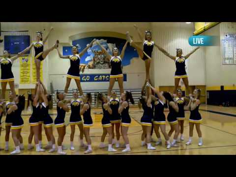 GOTW: Neuqua Valley Cheerleaders and Dance Team