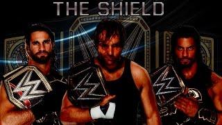 WWE World Heavyweight Title - Shield Promo!