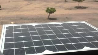فكرة عمل الخلايا الشمسية ببساطة لغير الدارسين
