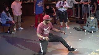 Krow vs. Kidwow - O.N.L.Y. All Styles Dance Festival
