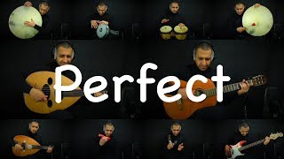 Perfect - Ed Sheeran (Oud cover) by Ahmed Alshaiba