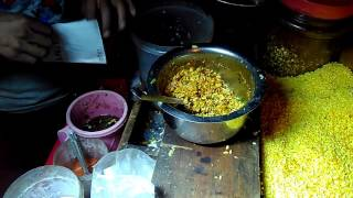 Street Food Delhi - JhalMuri ( Masala Muri ) Street Food India-Delhi Street Food