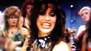 Susie Spirit & Debbie Debutante vs. Jungle Woman & Spanish Red
