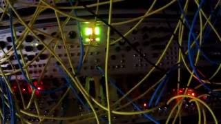 Modular Synth - Patch in Progress 44