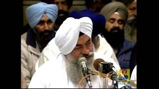 Sukh Tera Ditha Leheye - Bhai Zorawar Singh - 12/23/05 - Live Sri Harmandir Sahib