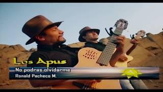 Download LOS APUS : NO PODRAS OLVIDARME / grabado en 2009 / TARPUY PRODUCCIONES