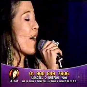 Leticia chiquitita