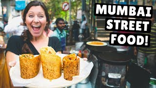 INCREDIBLE INDIAN STREET FOOD TOUR in Mumbai | Eating with a local
