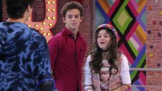 Soy Luna: Matteo and Luna practice and Simon comes in Ep.28 English Sub