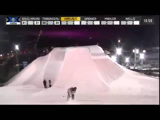 Best's of GoPro Ski Big Air Final X Games Aspen 2014