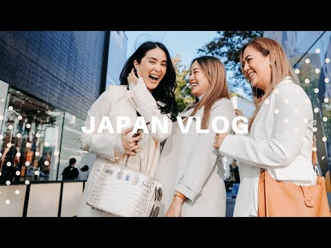 JAPAN VLOG WITH MY SISTERS Heart Evangelista