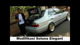 Modifikasi Toyota Soluna elegant