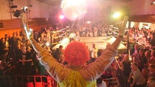 Ronald McDonald WWE Beatdown 2