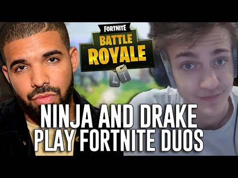 Xxx Mp4 Ninja And Drake Play Duos Fortnite Battle Royale Gameplay Game 2 3gp Sex