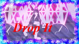 【MMD x Creepypasta】 Drop It 【Jane the killer】
