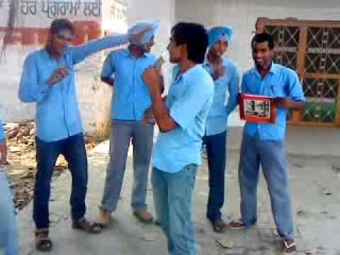 Desi funny punjabi singer