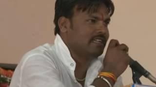 anand kushwaha speech pichda varg mhasbha