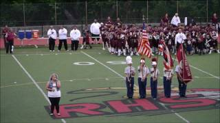 OIA Football - Opening Songs by Farrington Governors 9-17-16 [click2ED Videos]