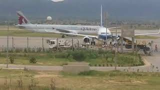 Live From New Islamabad Airport