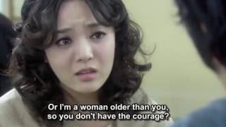 Older woman younger man romance in kdramas pt1