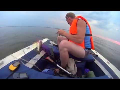 не убранные вовремя лодки