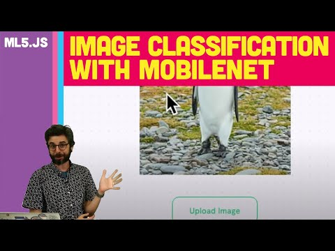 ml5.js Image Classification with MobileNet