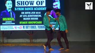 15. Kitni Baatein || Xtrim Dance Academy | Dance Talent Show | Stage Showcase